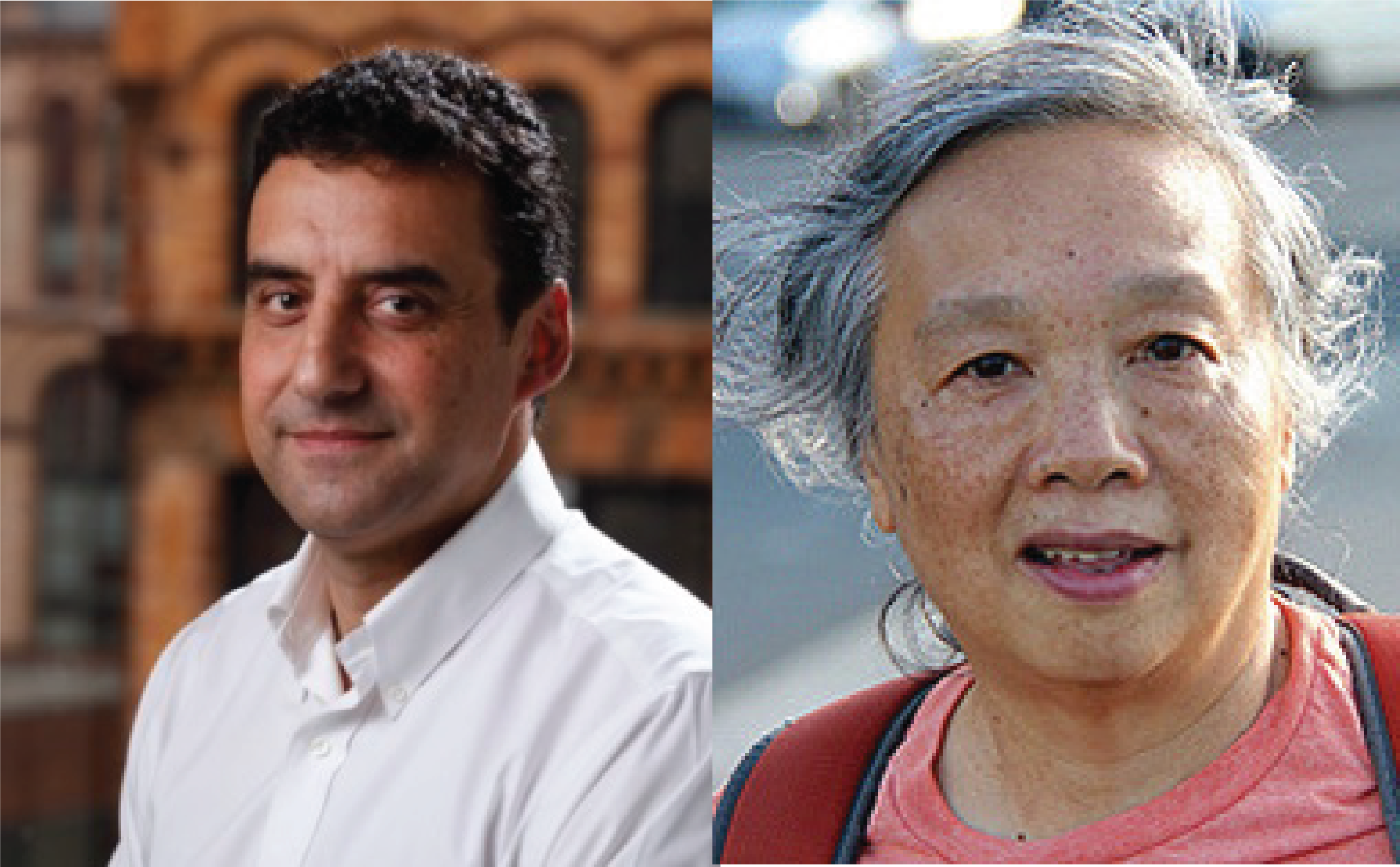 Gerard Ben Arous and Lai-Sang Young elected to the National Academy of Sciences.